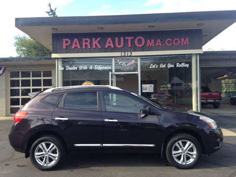 2013 Nissan Rogue for sale at Park Auto LLC in Palmer MA