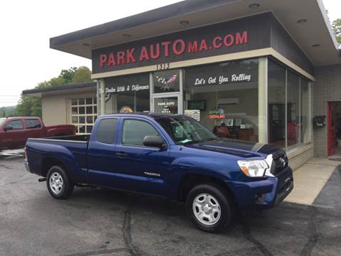 2015 Toyota Tacoma for sale at Park Auto LLC in Palmer MA