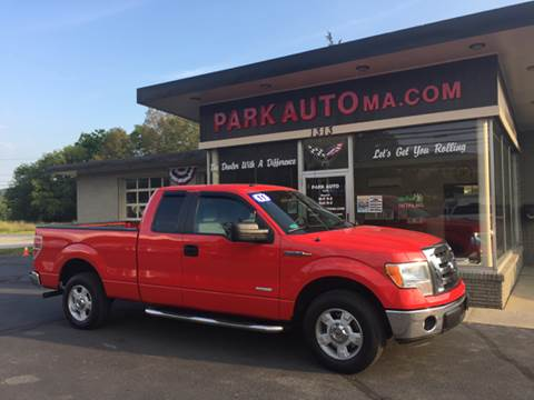2011 Ford F-150 for sale at Park Auto LLC in Palmer MA
