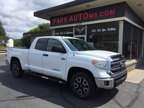 2014 Toyota Tundra for sale at Park Auto LLC in Palmer MA