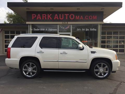 2010 Cadillac Escalade for sale at Park Auto LLC in Palmer MA