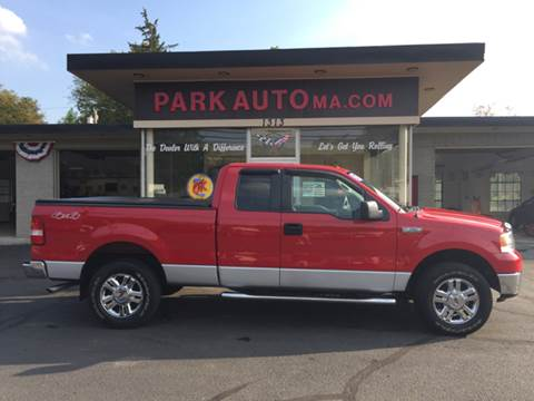 2007 Ford F-150 for sale at Park Auto LLC in Palmer MA