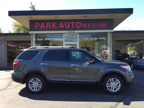 2015 Ford Explorer for sale at Park Auto LLC in Palmer MA