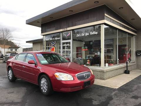 2009 Buick Lucerne for sale in Palmer, MA