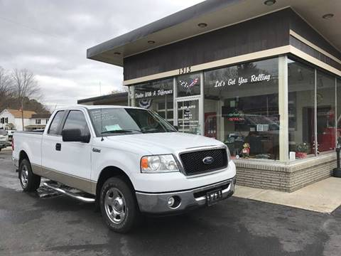 2007 Ford F-150 for sale in Palmer, MA