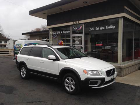 2008 Volvo XC70 for sale at Park Auto LLC in Palmer MA