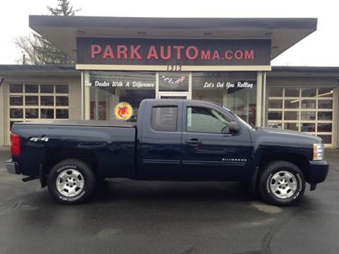 2010 Chevrolet Silverado 1500 for sale at Park Auto LLC in Palmer MA
