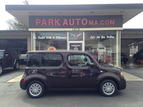 2009 Nissan cube for sale at Park Auto LLC in Palmer MA
