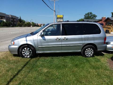 2005 Kia Sedona for sale in Oakbrook Terrace, IL