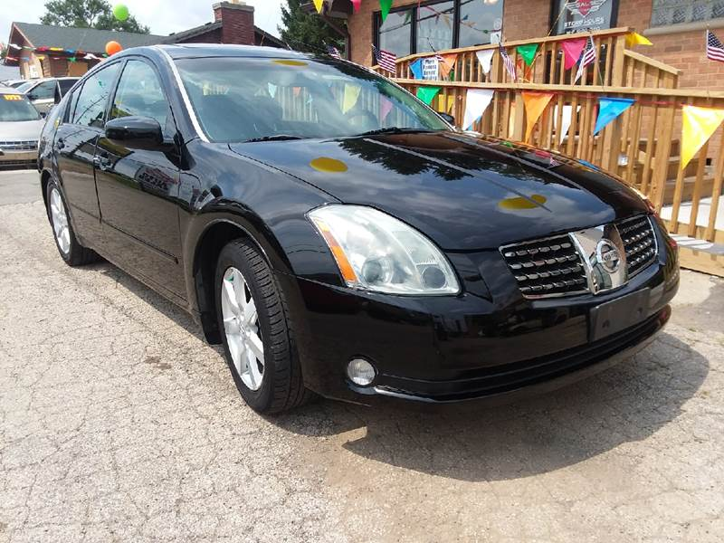 2004 Nissan Maxima For Sale At JNP AUTO SALES In Oakbrook Terrace IL
