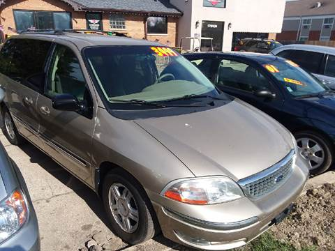 2001 Ford Windstar for sale in Oakbrook Terrace, IL