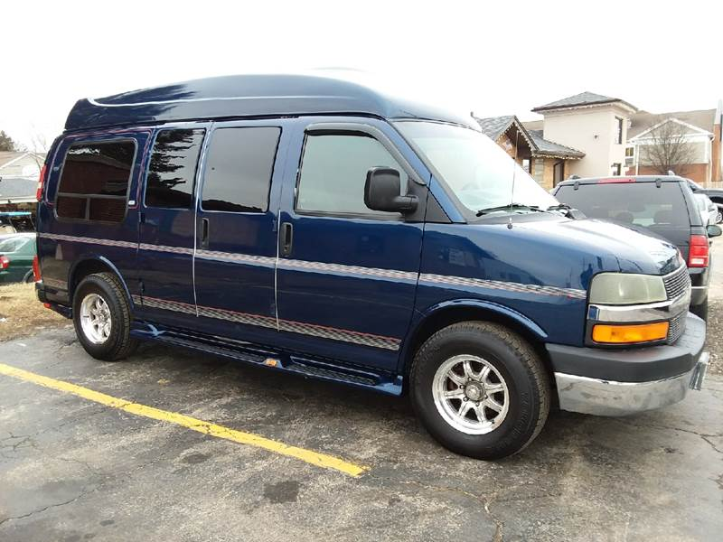 2004 Chevrolet Chevy Van Classic For Sale At SALS AUTO SALES In Oakbrook Terrace IL