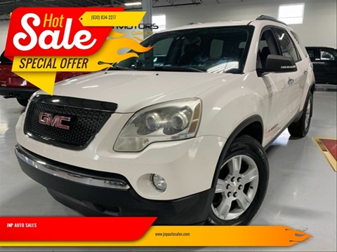 2007 GMC Acadia for sale in Oakbrook Terrace, IL