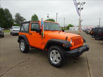 2012 Jeep Wrangler for sale in Nitro, WV