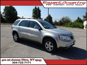 2008 Pontiac Torrent for sale in Nitro, WV