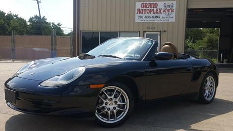 2004 Porsche Boxster for sale in La Porte, TX
