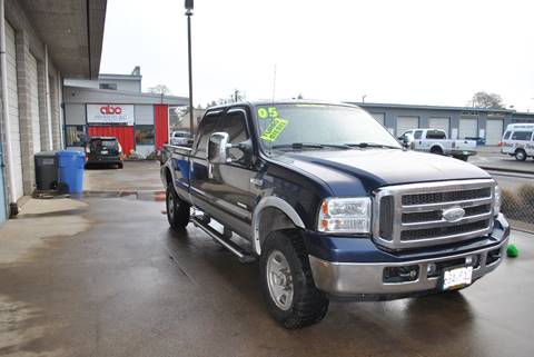 2005 Ford F-350 Super Duty for sale in Aumsville, OR