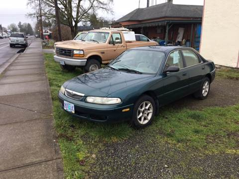 1996 Mazda 626 for sale in Aumsville, OR
