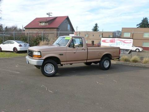 1994 Ford F-250 for sale in Salem, OR