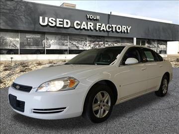2006 Chevrolet Impala for sale at JOELSCARZ.COM in Flushing MI