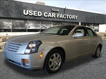 2007 Cadillac CTS for sale at JOELSCARZ.COM in Flushing MI