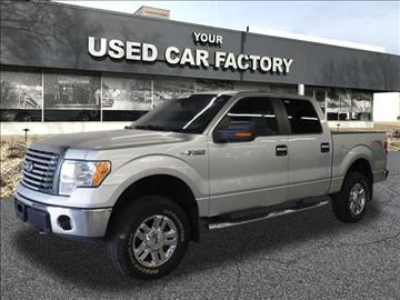 2010 Ford F-150 for sale in Flushing, MI