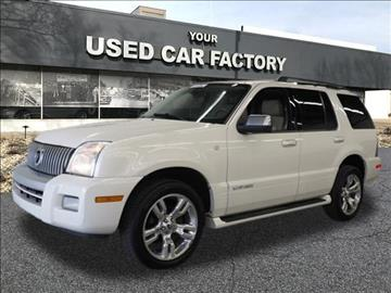 2007 Mercury Mountaineer for sale in Flushing, MI