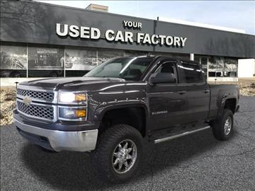 2014 Chevrolet Silverado 1500 for sale at JOELSCARZ.COM in Flushing MI