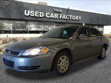 2009 Chevrolet Impala for sale at JOELSCARZ.COM in Flushing MI