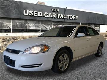 2007 Chevrolet Impala for sale at JOELSCARZ.COM in Flushing MI