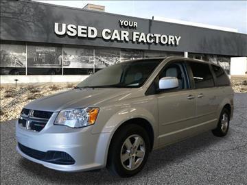 2012 Dodge Grand Caravan for sale at JOELSCARZ.COM in Flushing MI