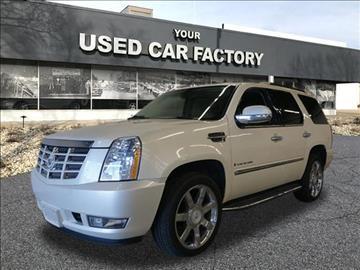 2008 Cadillac Escalade for sale at JOELSCARZ.COM in Flushing MI