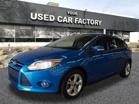 2013 Ford Focus for sale in Flushing, MI