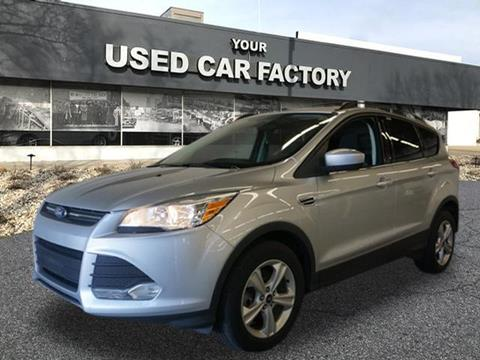 2013 Ford Escape for sale in Flushing, MI