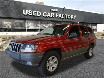 2001 Jeep Grand Cherokee for sale in Flushing, MI