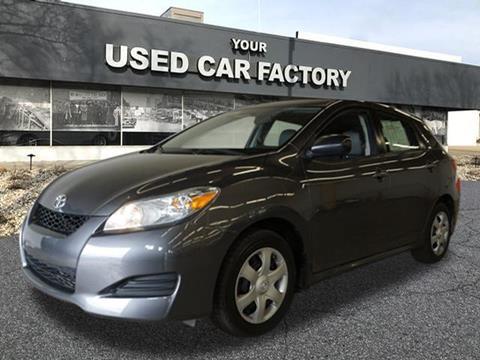 2010 Toyota Matrix for sale in Flushing, MI