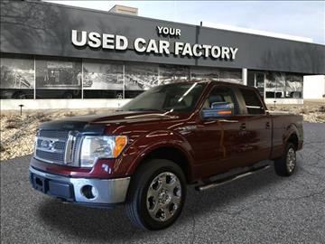 2009 Ford F-150 for sale at JOELSCARZ.COM in Flushing MI