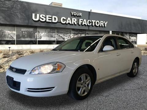 2008 Chevrolet Impala for sale at JOELSCARZ.COM in Flushing MI