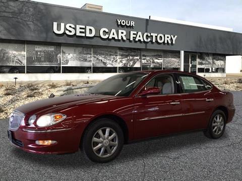2008 Buick LaCrosse for sale at JOELSCARZ.COM in Flushing MI