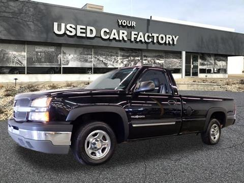 2004 Chevrolet Silverado 1500 for sale in Flushing, MI