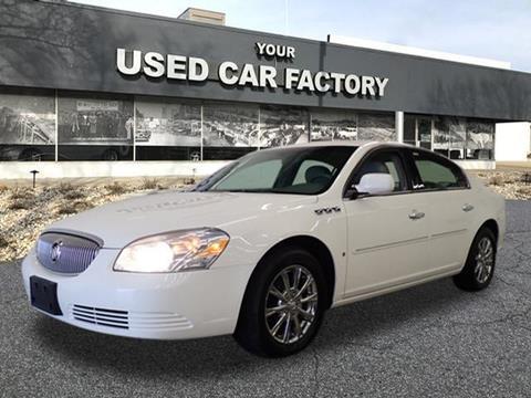 2009 Buick Lucerne for sale at JOELSCARZ.COM in Flushing MI