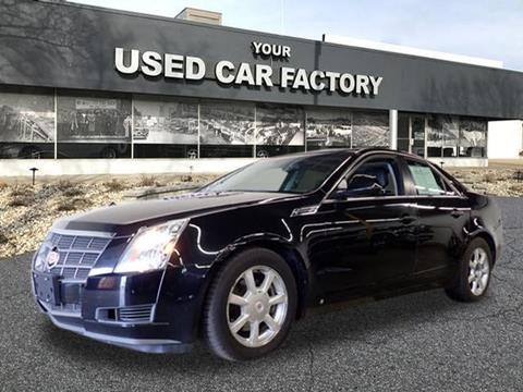 2008 Cadillac CTS for sale at JOELSCARZ.COM in Flushing MI