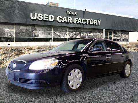 2008 Buick Lucerne for sale at JOELSCARZ.COM in Flushing MI