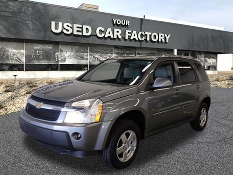 2006 Chevrolet Equinox for sale at JOELSCARZ.COM in Flushing MI