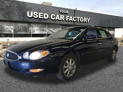 2007 Buick LaCrosse for sale at JOELSCARZ.COM in Flushing MI