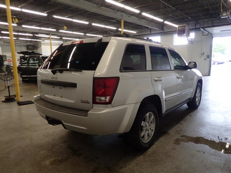 2008 Jeep Grand Cherokee for sale at JOELSCARZ.COM in Flushing MI
