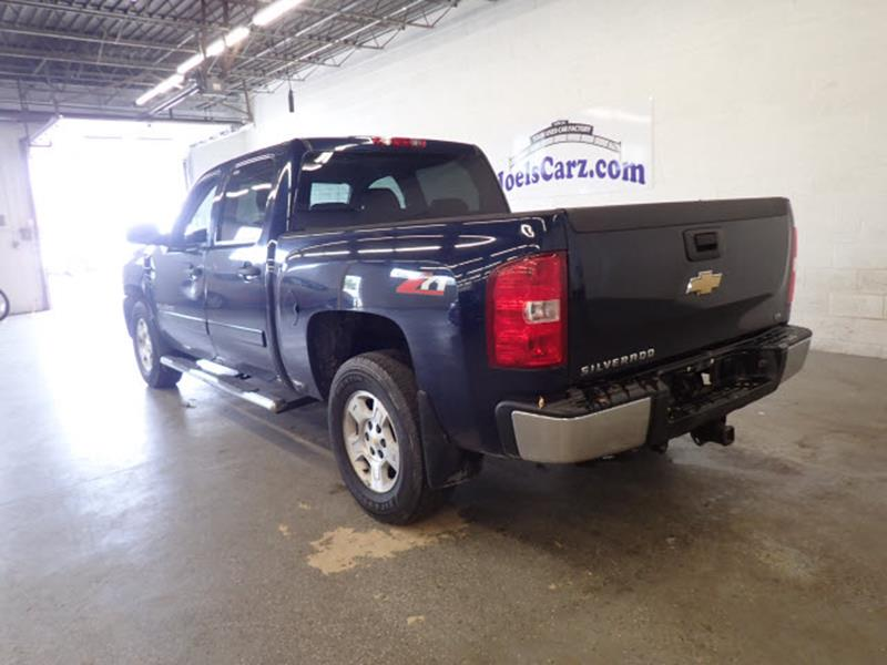 2008 Chevrolet Silverado 1500 for sale at JOELSCARZ.COM in Flushing MI