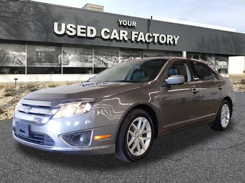 2010 Ford Fusion for sale in Flushing, MI
