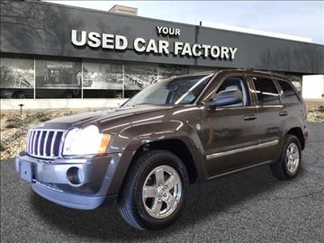 2006 Jeep Grand Cherokee for sale at JOELSCARZ.COM in Flushing MI