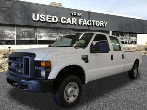 2008 Ford F-250 Super Duty for sale at JOELSCARZ.COM in Flushing MI